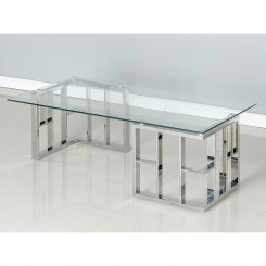 Table basse rectangle 140 cm COPA