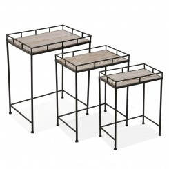 Set de 3 tables d'appoints VIGGO
