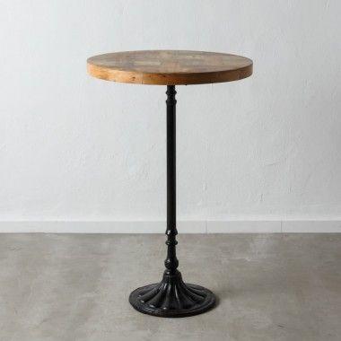 Table de bar en Aluminium 55 cm Rockstar