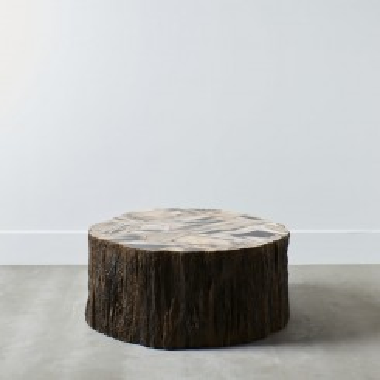 Table basse bois racine naturel ROOTS