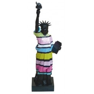 "Statue de la Liberté Sonia ""Miss Liberty La bayadère"""