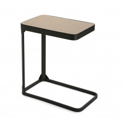 Table d'appoint plateau carré marbre REEF