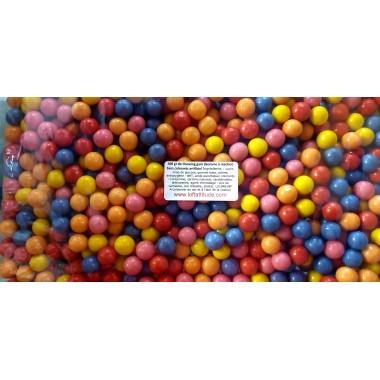 Boules de chewing gum 2,5 kg (sans dioxyde de titane E171)