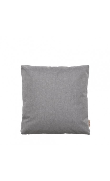 Coussin gris clair 70x30cm STAY