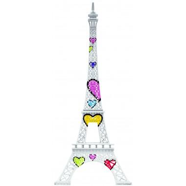 Tour Eiffel Merci Gustave Chéri Chérie