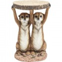 Table d'appoint chien Jack Russel ANIMAL