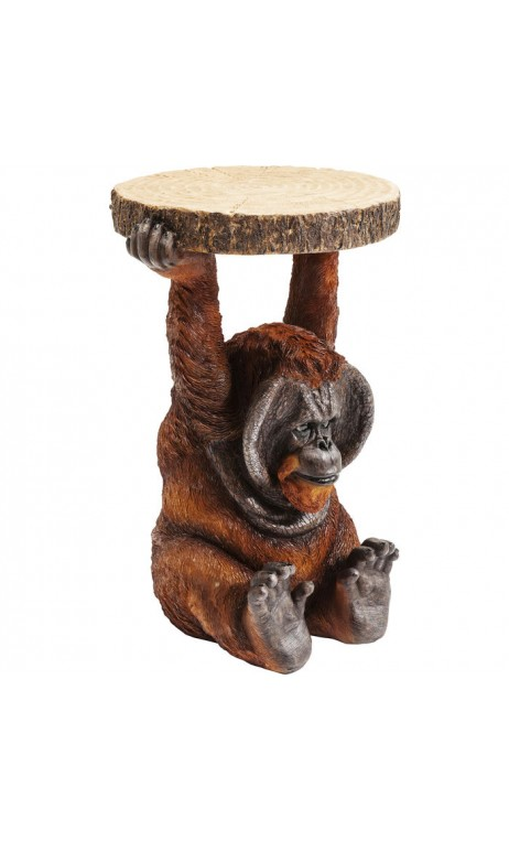 Table d'appoint chat roux ANIMAL