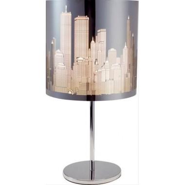 LAMPE SUR PIED GRATTE CIEL NEW YORK BALVI