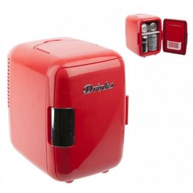 Mini frigo rouge DRINKS