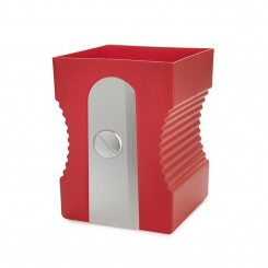 Poubelle taille crayon rouge SHARPENER