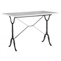 Table bistrot marbre rectangulaire 100 cm AXEL