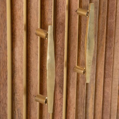Armoire bois naturel 2 portes ORO