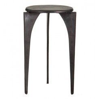 Table d'appoint ronde aluminium MAROCA