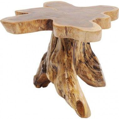 Table basse racine teck NATURE GM
