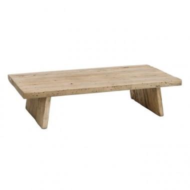 Table basse bois de pin 184cm HILLS