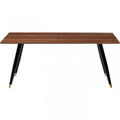 Table à manger design scandinave 180cm DURAN