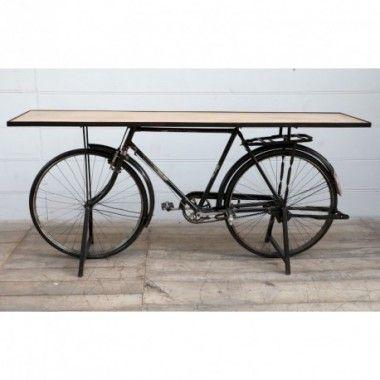 Console style vélo 184 cm JEANNIE