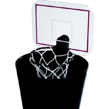 Panier de baskets sonore pour corbeille à papier
