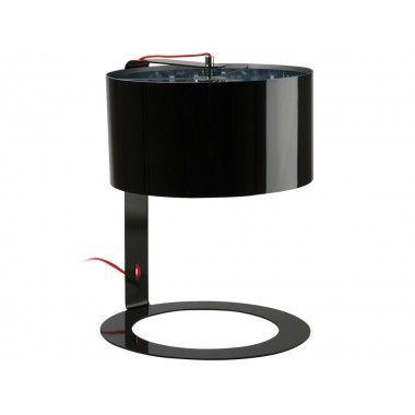 Lampe de table Light Saint noir