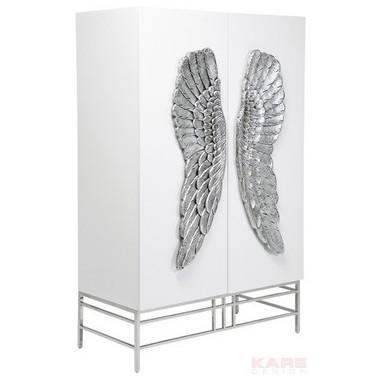 Armoire design ailes d'ange