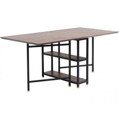 Table à rallonge RAVELLO 175 x 80 Morten Georgsen