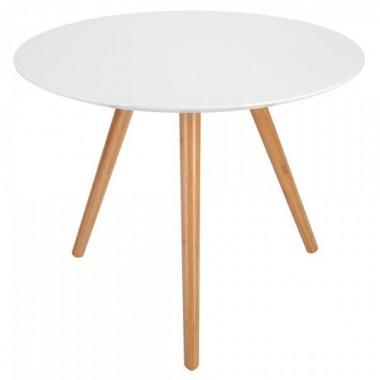achetez votre chaise forum blanche pied en bois pas cher sur. Black Bedroom Furniture Sets. Home Design Ideas