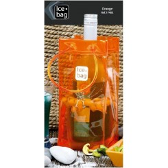 SAC A GLACON ICE BAG ORANGE