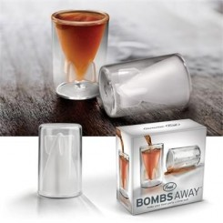 VERRE A SHOOTER BOMBE TORPILLE