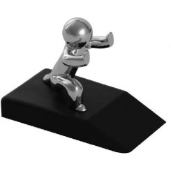 Cale-porte design bonhomme Mr Strong