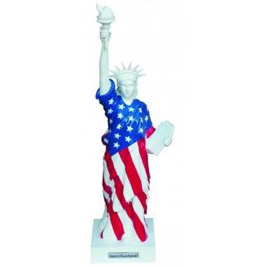 """Statue de la Liberté USA """"Miss Liberty Sam"""""""