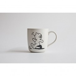 Mug Mr P D Dog Trap