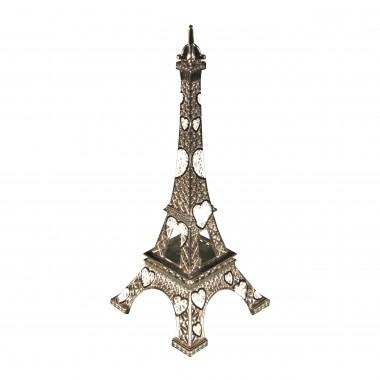 Tour Eiffel Merci Gustave L'Originale Silver Art