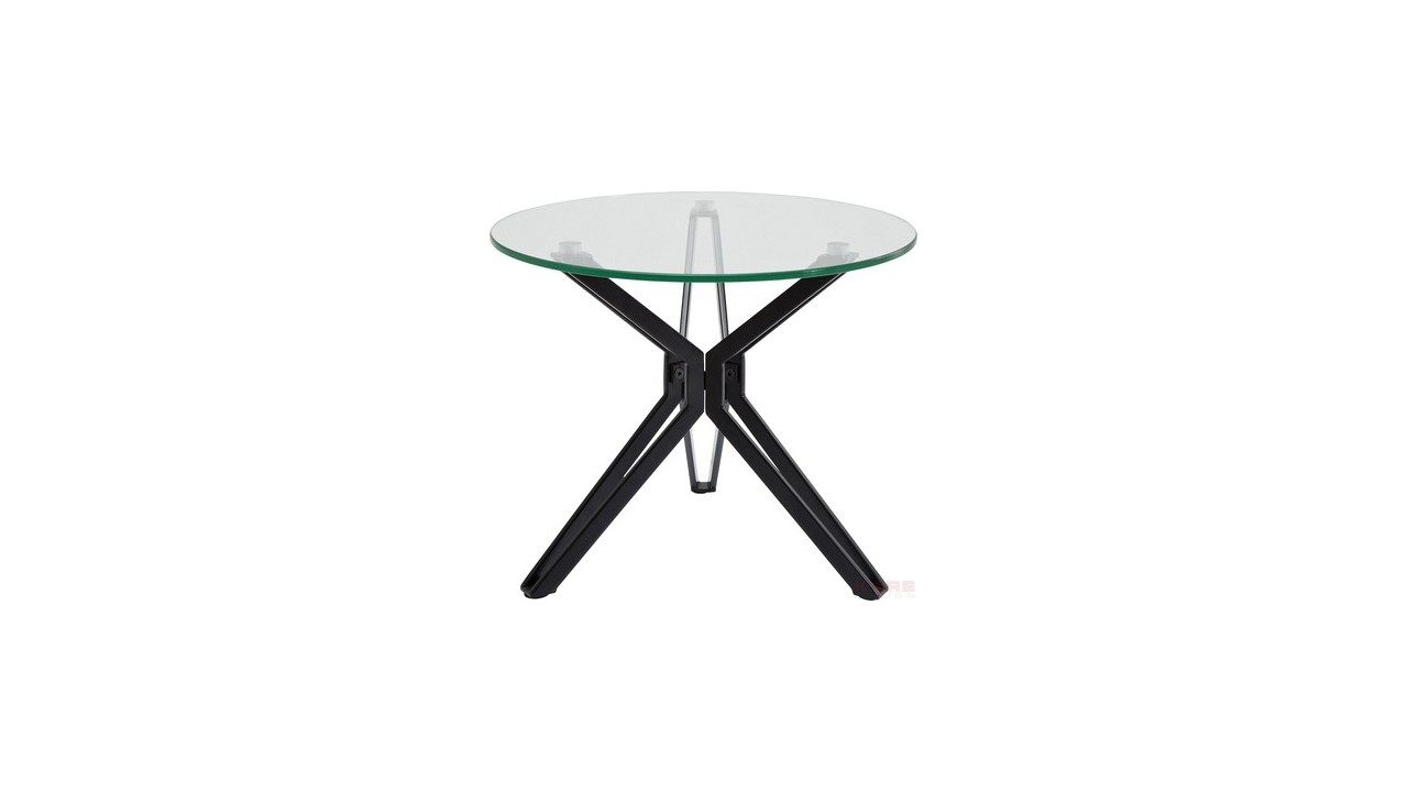 Achetez votre table d 39 appoint industriel ronde garbo 55 cm for Table ronde d appoint