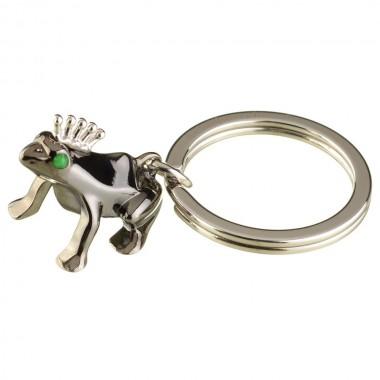 Porte clés Grenouille Punk