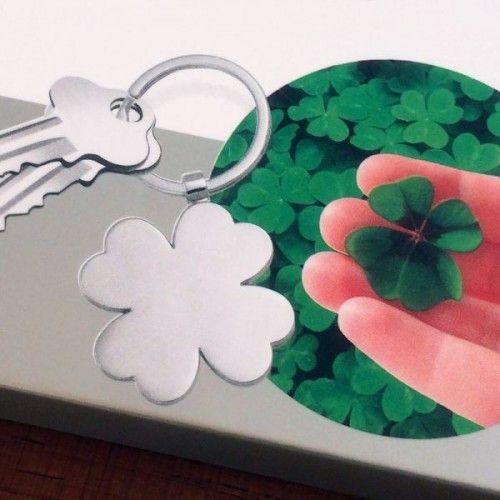 Porte clés Chance