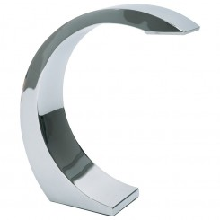 "Lampe Tactile Chromée Design LED ""C"" GM"