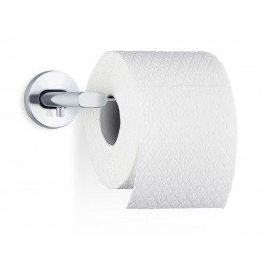 Dérouleur papier WC design Areo inox brossé Blomus