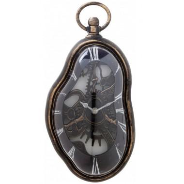 Horloge molle Dali vintage murale