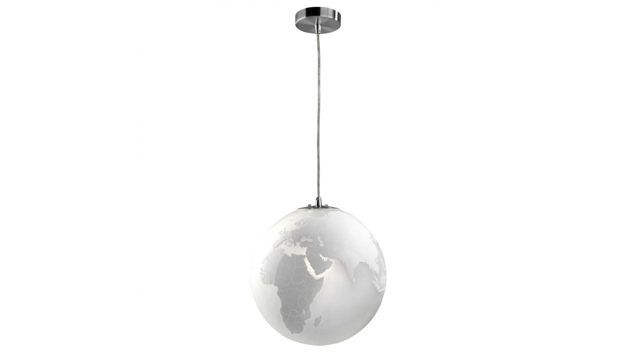 suspension globe verre transparent interesting suspension globe verre fum vintage with. Black Bedroom Furniture Sets. Home Design Ideas