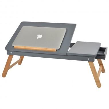 Tablette ordinateur portable Nomade grise