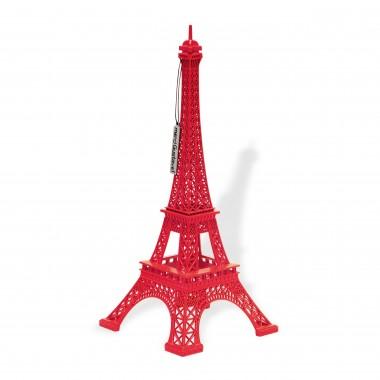 Tour Eiffel rouge Merci Gustave TORO