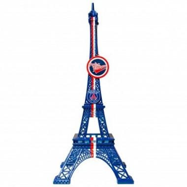 Tour Eiffel PSG N°10 Merci Gustave bleu
