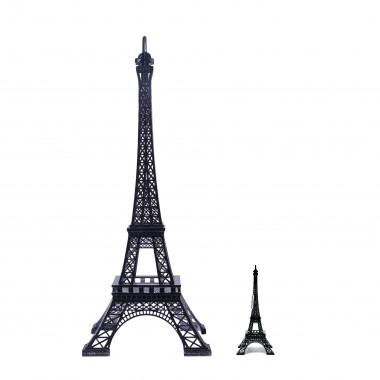 Tour Eiffel Merci Gustave ZE BIG noir 110 cm