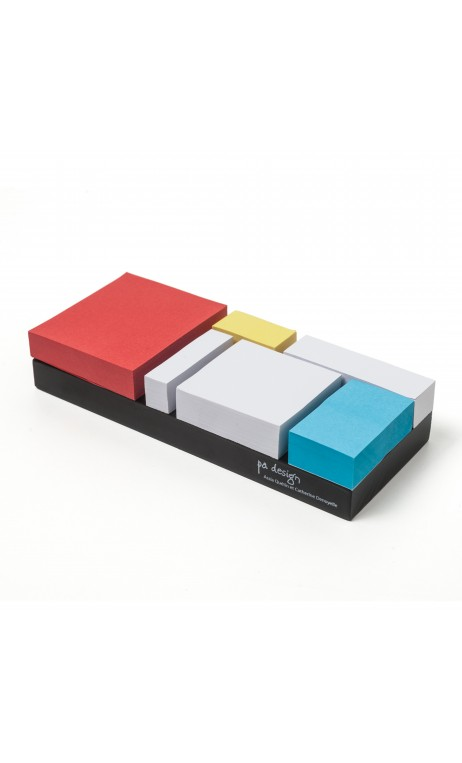 achetez votre post it mondrian pas cher sur loft. Black Bedroom Furniture Sets. Home Design Ideas
