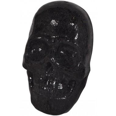 VISAGE TETE DE MORT 3D MURAL MOSAIQUE NOIR DRIMMER
