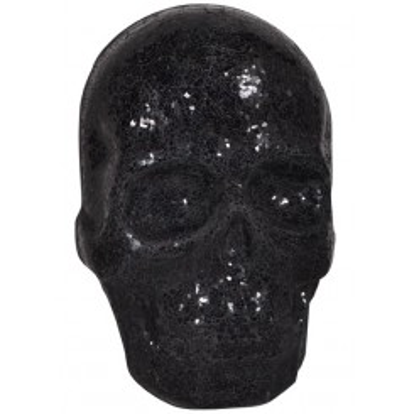 VISAGE TETE DE MORT 3D MURAL MOSAIQUE NOIR PETIT MODELE DRIMMER