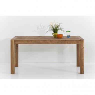 Table à manger 160 bois clair Attento