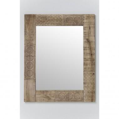 Miroir design pas cher chez loft attitude for Miroir ethnique