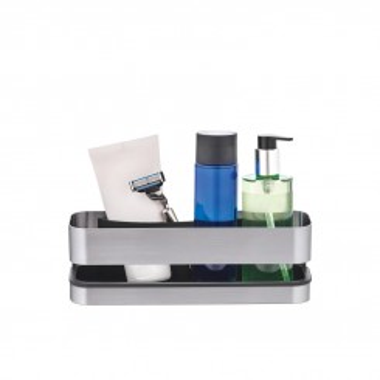 Achetez votre porte savon inox bross nexio blomus pas - Porte gel douche mural ...